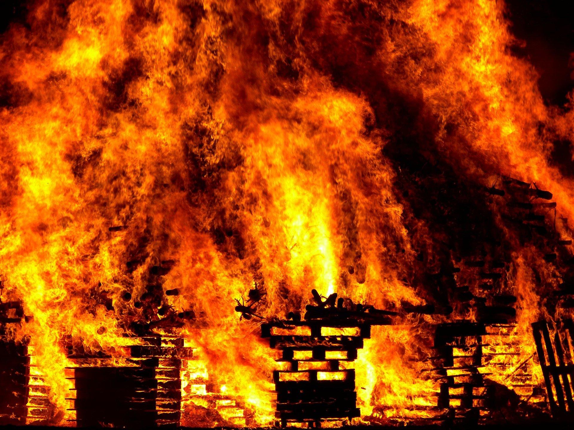 Incendie dans le Var sous controle !
